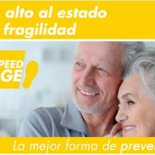 La fragilidad en el anciano. Speed Age
